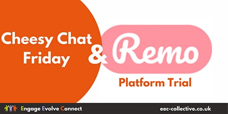 EEC Friday Chat & REMO Demo tickets