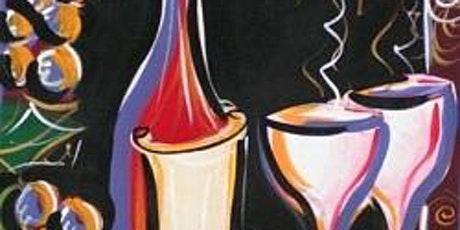Oct 13th Schenectady Yacht Club - Paint-N-Sip Dinner with Friends tickets