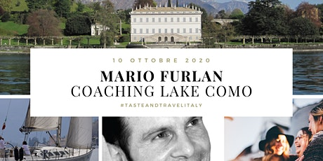 MARIO FURLAN - Coaching in Villa Melzi (BELLAGIO) tickets