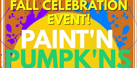 Paintin' Pumpkins In The Park - Fall Celebration Events tickets