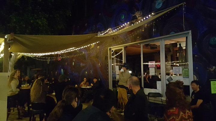 Dinner and a show at Asiento image
