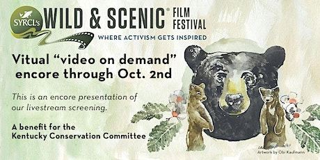 KCC Wild and Scenic Film Festival Replay: Video On Demand tickets