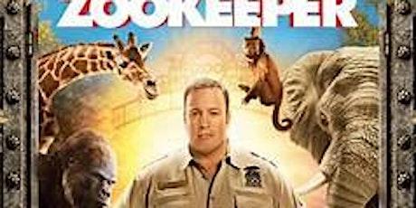 Family Movie Night   Zookeeper tickets
