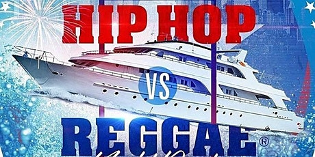 YACHT PARTY NYC - HipHop & Reggae® Boat Party! tickets