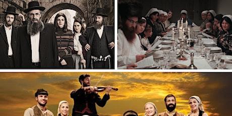 ¿Vuelve el ídish o volvemos al ídish? entradas