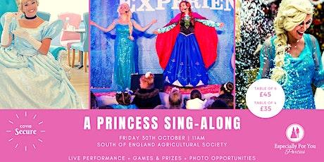 A Princess Sing-Along tickets