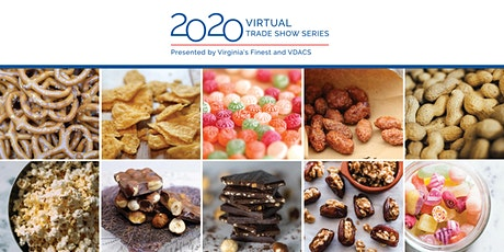 2020 VDACS Virtual Trade Show Series-Snacks, Candies, Confections and Nuts tickets