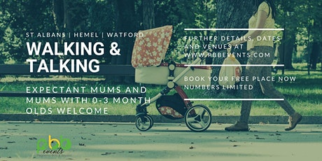 Walking and Talking group for pregnant women and  mum's with new baby's tickets
