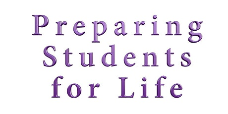 Preparing Students for Life Series - October tickets
