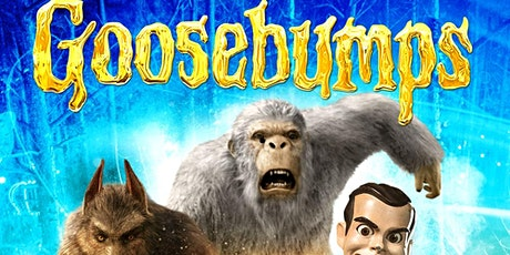 Family Movie Night   Goose Bumps tickets