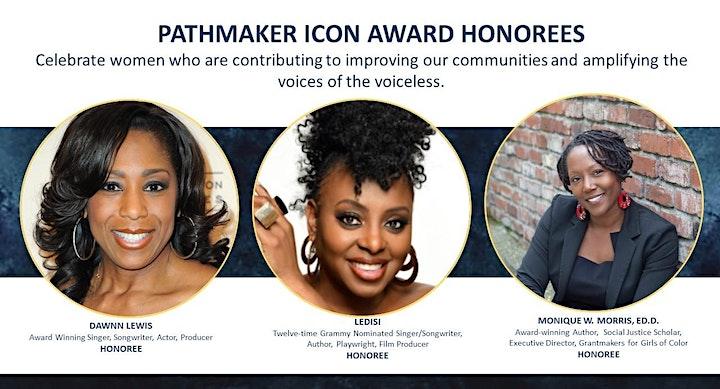 EmpowHer Virtual PATHMAKER ICON Awards Gala image