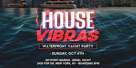 NYC PARTY NYC - EDM Boat Party®! tickets