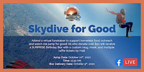 Skydive for Good: Mildred's 60th Birthday Fundraiser tickets