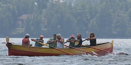 Community Rowing - Saturday, October 17, 2020 tickets