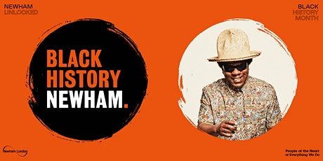 BHM Newham: An Evening with DJ Norman Jay MBE tickets
