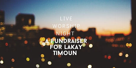 meet + greet presents: Calvary Chapel Brentwood Night of Worship tickets