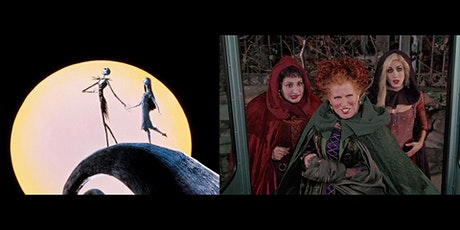 Outdoor Double Feature: Nightmare Before Christmas & Hocus Pocus tickets