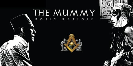 Boris Karloff's The Mummy tickets