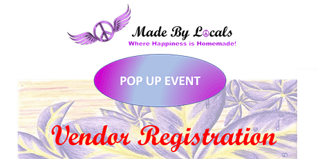 10/3/2020 Pop-Up Vendor Registration tickets