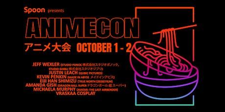AnimeCon tickets
