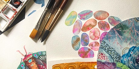 Demystifying Watercolors (the basics and beyond!) tickets
