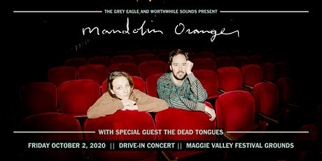Mandolin Orange: Drive-In Concert at Maggie Valley Festival Grounds tickets