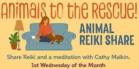 Animal Reiki Share tickets