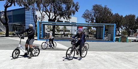 成年人学习骑自行车课 tickets