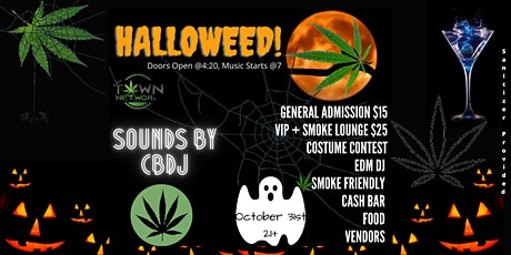 HalloWEED Party tickets