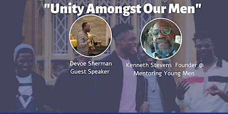 Unity Amongst Our  Men tickets