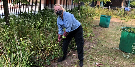 Planting & Cleanup at Saxon Woods Park tickets