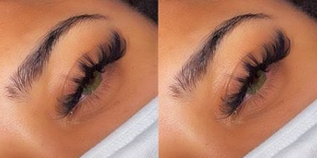 Black Friday SALE - 2 IN 1 LASH TRAINING - CLASSIC & VOLUME tickets