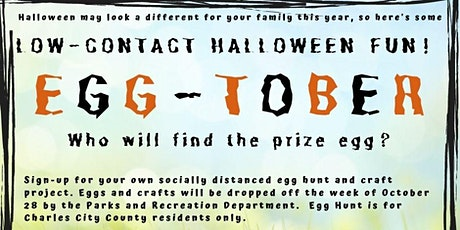Egg-tober tickets