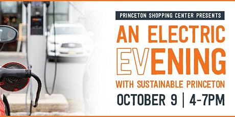 An Electric EVening at the Princeton Shopping Center tickets