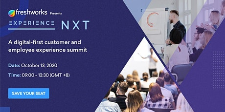 [FREE ONLINE EVENT] Experience NXT 2020 (Virtual Summit for CX & EX) tickets
