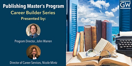 The Career Builder Series: Virtual Networking for Publishing Industry tickets