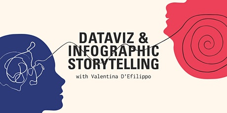 Visual storytelling with data: An infographic workshop / 3-4 Dec tickets