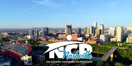 The National Conference on Preaching 2021 tickets