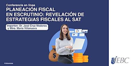¿Sabes qué es la revelación de estrategias fiscales al SAT? entradas