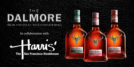 A Divine Dining Experience with The Dalmore tickets