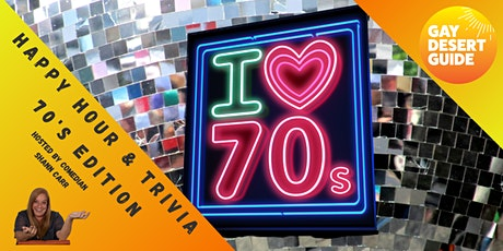 Happy Hour and Trivia - 70s Edition tickets