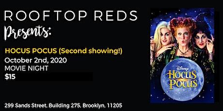 Rooftop Reds Presents: Hocus Pocus -- Third Showing! tickets