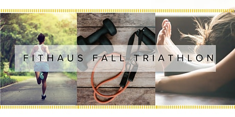 FitHAUS Fall Triathlon tickets