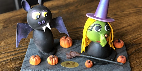 Halloween Chocolate Sculpting Class with The Conche at Winery 32 tickets