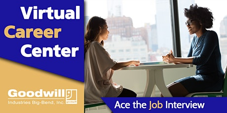 Ace the Job Interview [Online Workshop] tickets