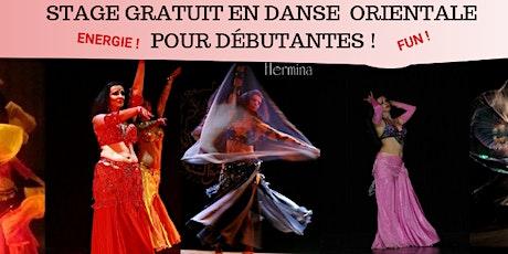 2 heures de COURS GRATUIT en Danse Orientale pour Débutantes billets