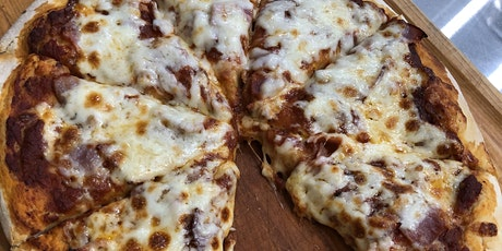Pizza Night For Two (online at home!) tickets