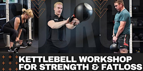 Kettlebell Swing Workshop tickets