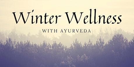 Winter Wellness with Ayurveda tickets