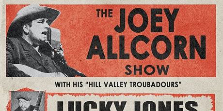 The Joey Allcorn Show at the Brickhouse Grille (LaGrange, GA) tickets